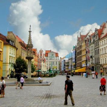 Wroclaw -ogrod japonski - zdjęcie