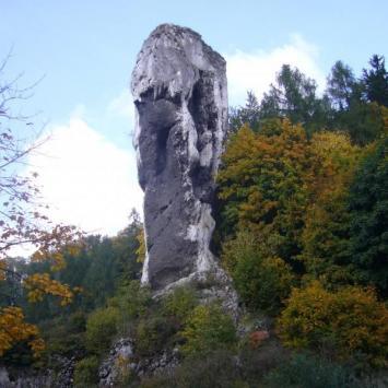 ojców-pieskowa skała