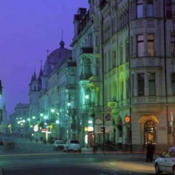 Łódź >> Łowicz >> Tomaszów Mazowiecki - zdjęcie