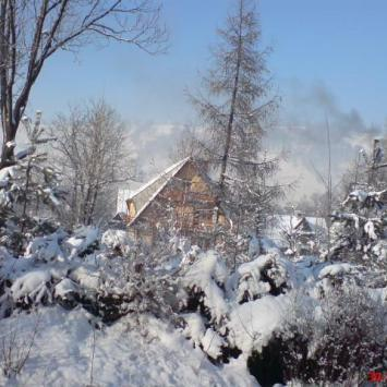 Rabka zima - zdjęcie