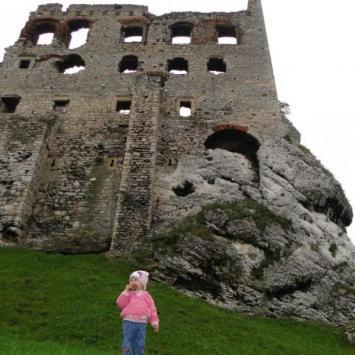 Zamek Ogrodzieniecki - zdjęcie