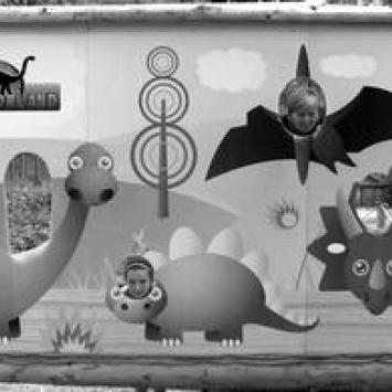 Zator - park dinozaurów DinoZatorland