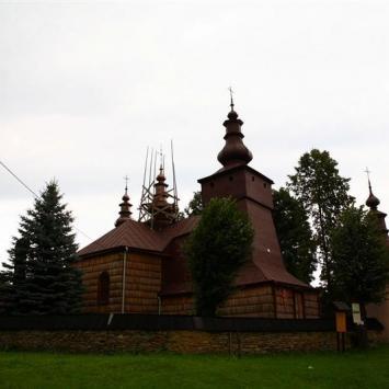 Beskid Niski Cerkwie - zdjęcie