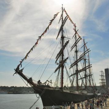 Zlot Żaglowców The Tall Ships' Races 2009