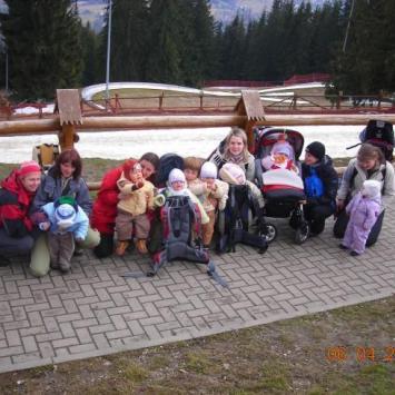 W Tatry z Maluszkiem - zdjęcie