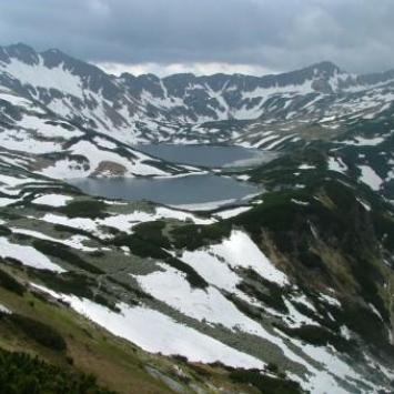 Tatrzańskie jeziora