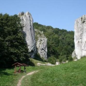 Podkrakowskie Doliny i Jaskinia Wierzchowska