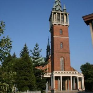 Sanktuarium Matki Bożej Fatimskiej w Trzebini