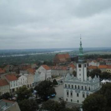 Chełmno - miasto zakochanych