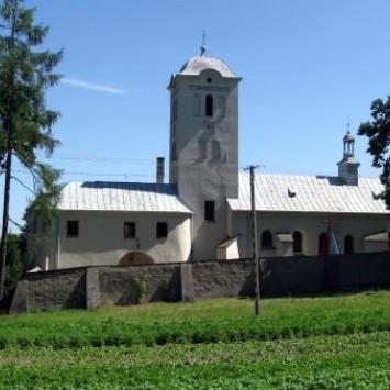 Góry Świętokrzyskie - Łysica - zdjęcie