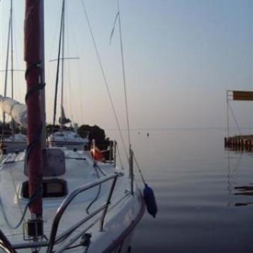 Jezioro Śniardwy na Mazurach - zdjęcie