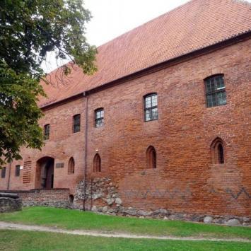 Zamek w Ostródzie - zdjęcie