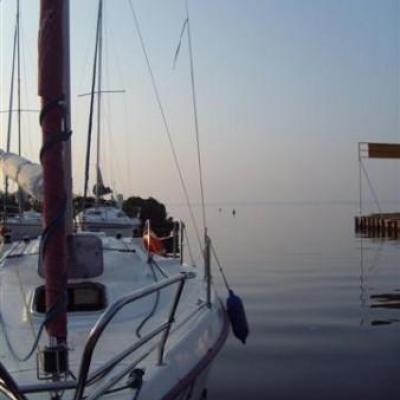 Jezioro Śniardwy na Mazurach