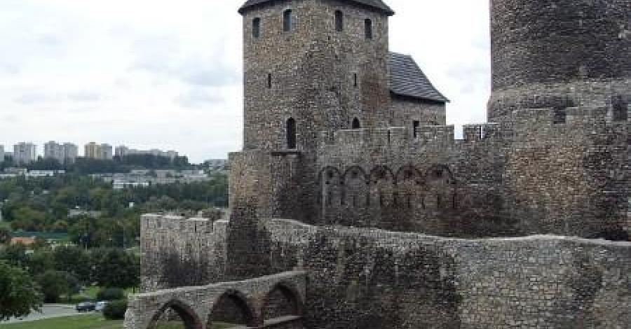 Zamek w Będzinie i Pałac Schoena w Sosnowcu - zdjęcie