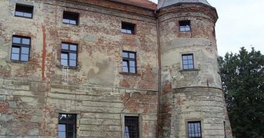 Zalew w Rybniku i Pałac w Rudach - zdjęcie