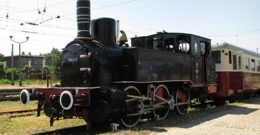 Kolejowe atrakcje Jaworzyny Śląskiej. - zdjęcie
