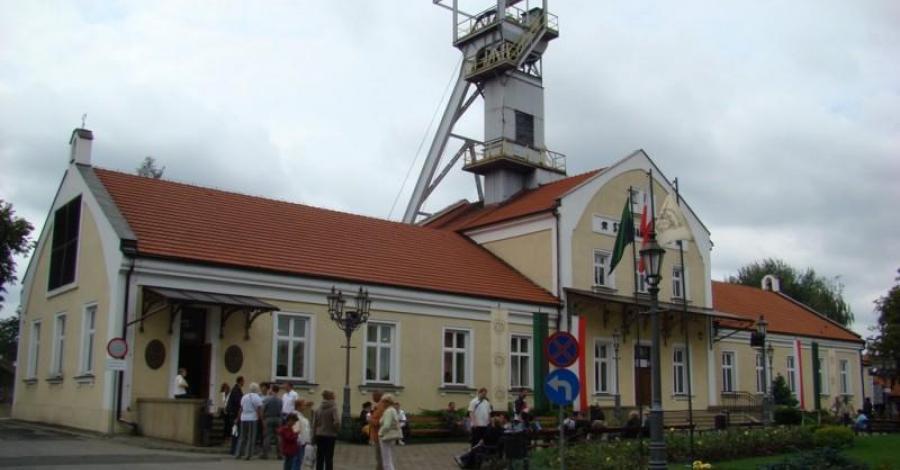 Kopalnia soli w Wieliczce - zdjęcie
