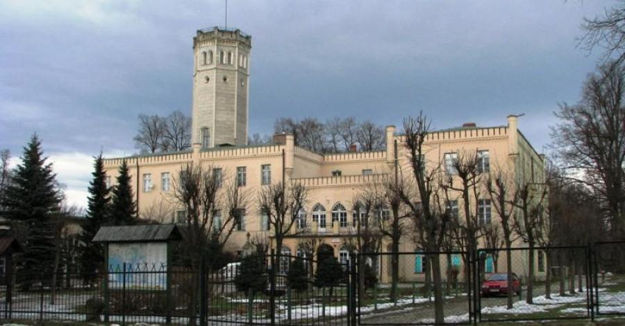 Pałac Królewski w Mysłakowicach - zdjęcie