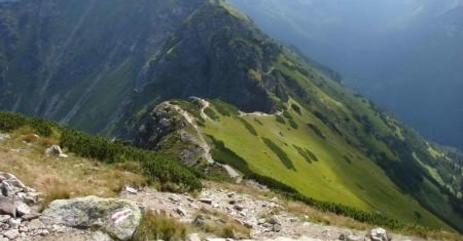 Podziwiając piękno Tatr - zdjęcie