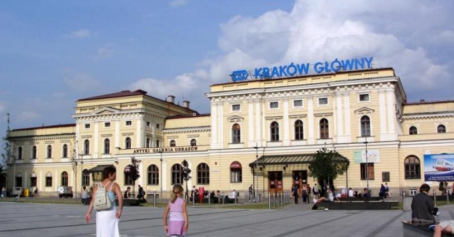 Przesiadka w Krakowie - zdjęcie