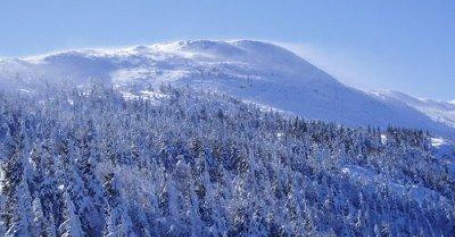 Pasmo Babiej Góry - zdjęcie