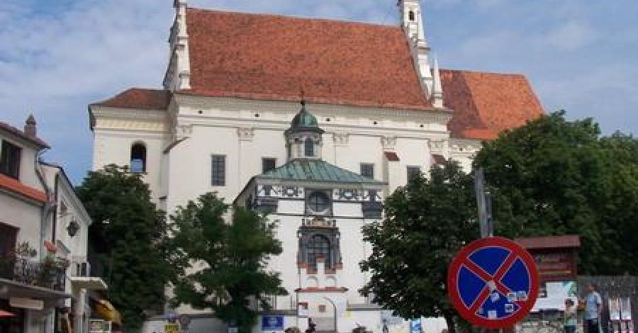 Kazimierz Dolny nad Wisłą - zdjęcie