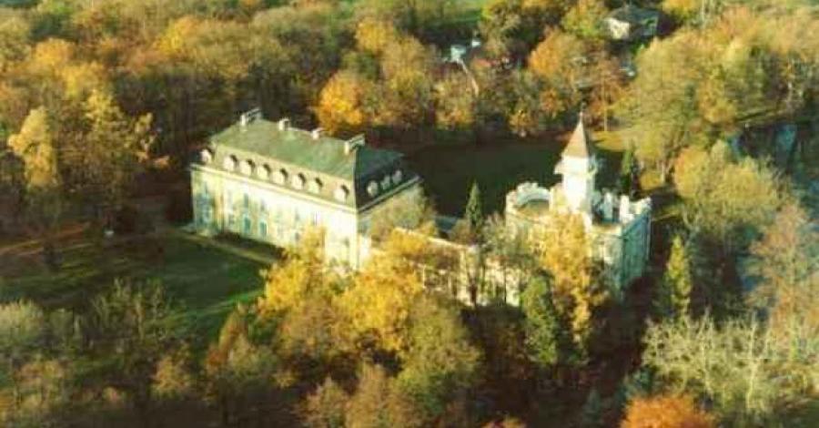 Pałac w Radziejowicach, Monika Rode