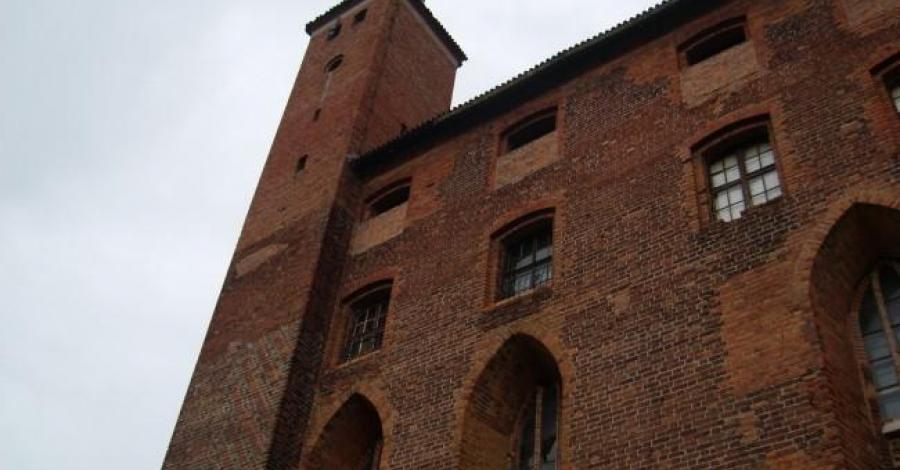 Zamek w Gniewie - zdjęcie
