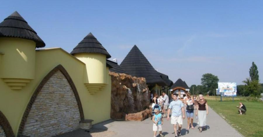 Park miniatur w Inwałdzie - zdjęcie