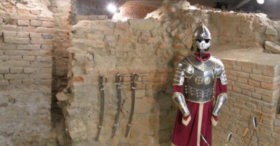W rzeszowskich piwnicach - zdjęcie