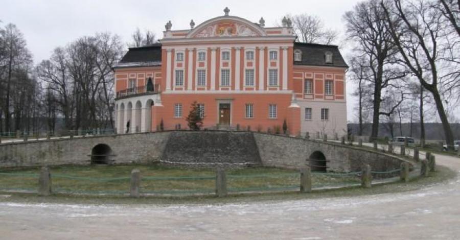Rzeszów - Pałac w Kurozwękach - zdjęcie