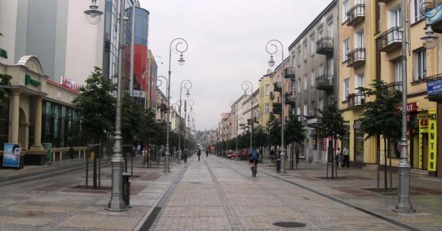 Stolica świętokrzyskiego - Kielce - zdjęcie