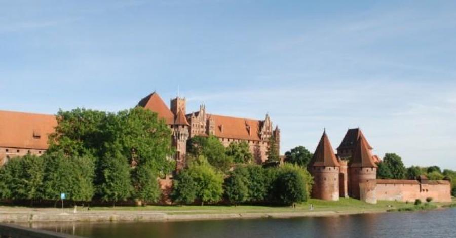 Zamek w Malborku - zdjęcie