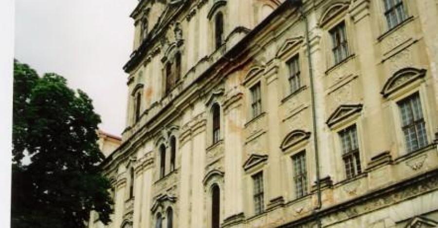 Warto zobaczyć Klasztor w miejscowości LUBIĄŻ - zdjęcie