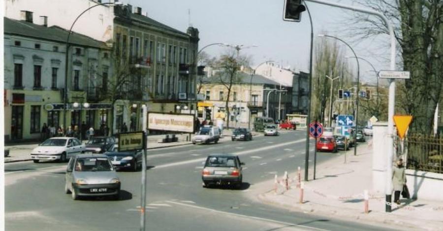 Miasto - TOMASZÓW MAZ. - zdjęcie
