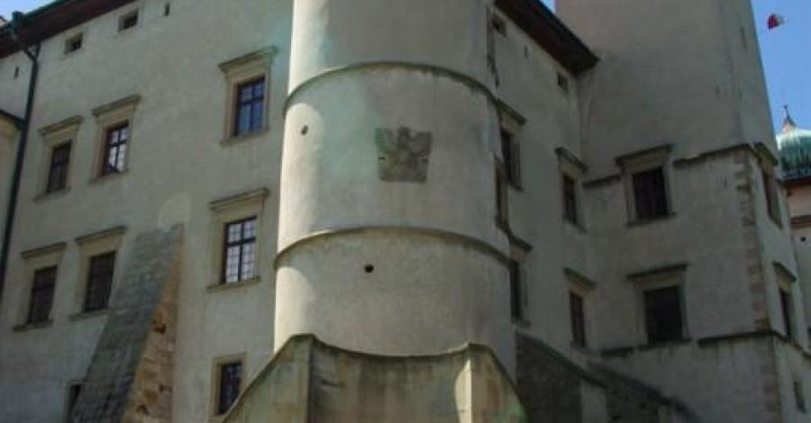 Zamek w Nowym Wiśniczu - zdjęcie
