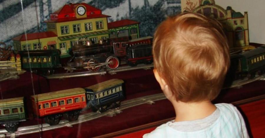 Muzeum Zabawek w Krynicy - zdjęcie