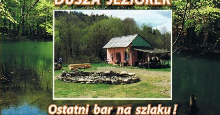 Jeziorka Duszatyńskie w Bieszczadach - zdjęcie