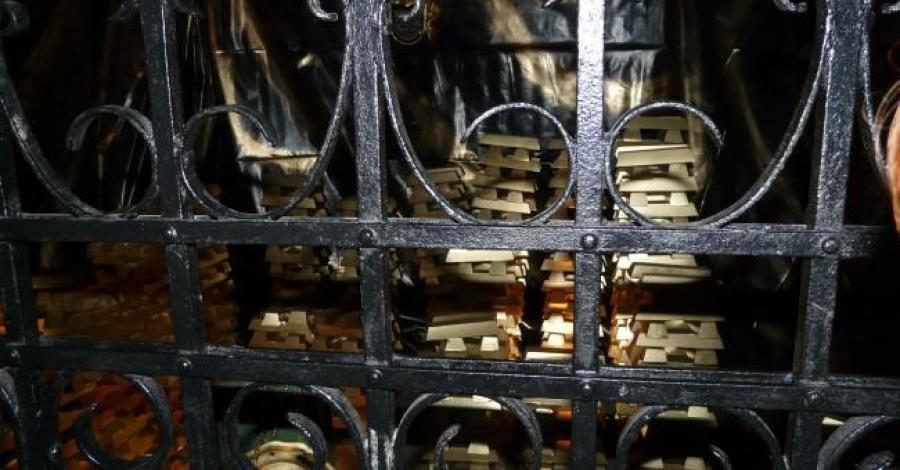 Kopalnia złota w Złotym Stoku - zdjęcie