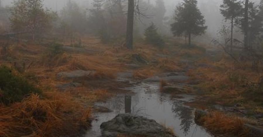 """Wyprawa do """"Mordoru"""" - Góry Stołowe - zdjęcie"""