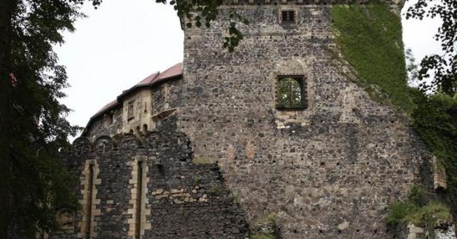 Wycieczka do Zamku Grodziec - zdjęcie