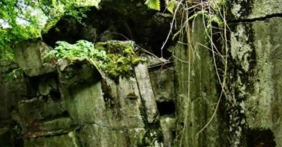 Szlak Nadsańskich Umocnień-Linia Mołotowa - zdjęcie