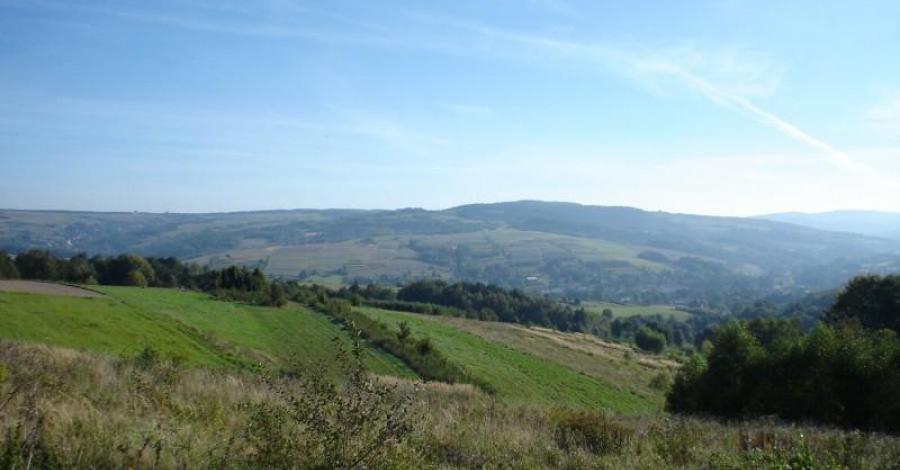 Pogórze Dynowskie (Niebylec - Lutcza) - zdjęcie