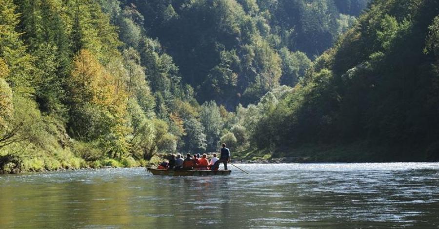 Spływ Dunajcem, skarbnicą legend - zdjęcie
