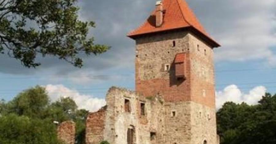 Zamek w Chudowie - zdjęcie
