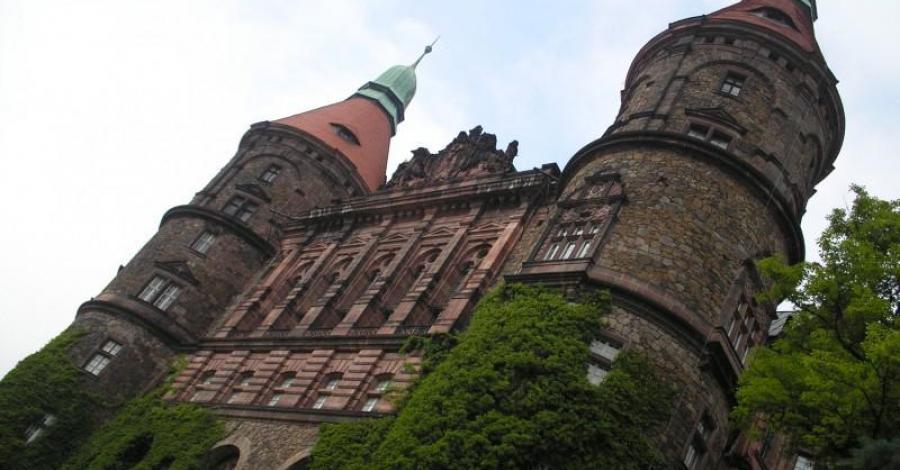 Wizyta w Zamku Książ - zdjęcie