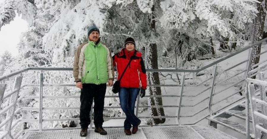 Wycieczka po górach świętokrzyskich - zdjęcie