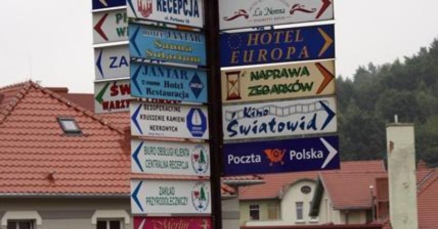 Polanica-Zdrój - Wolarz - Szczytna - zdjęcie