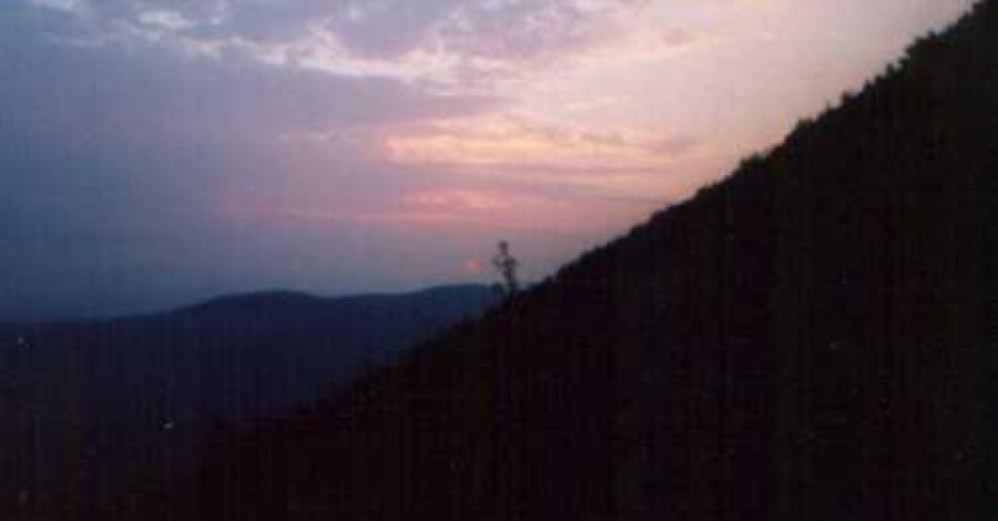 Nocna Babia Góra - zdjęcie