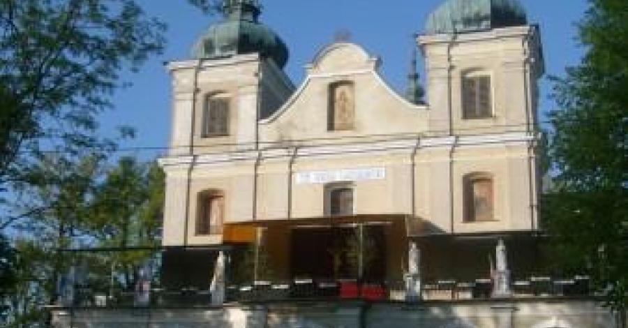 W Kalwarii Pacławskiej - zdjęcie